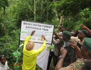 Uganda Wildlife Authority launches the Bwindi Batwa Forest Experience – Uganda Safari News