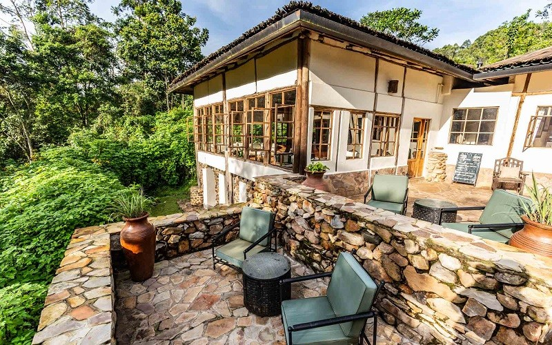 Volcanoes Safaris Bwindi Lodge